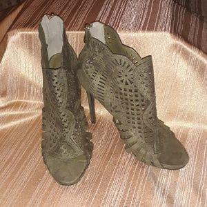 Women's Shoe Boot Heels